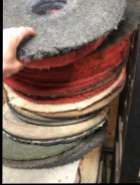 Floor Buffing  Pads & Attachment