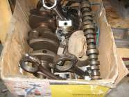 Ford 351 Windsor Heads, Pistons, Rods, Crank   - Photo 2 of 3