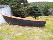 Free 16.5 FT Wooden Boat
