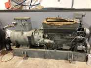 "Generator will be sold on a ""as is, where is"" basis. ..."