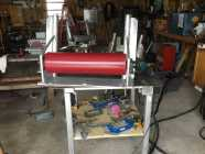 Gillnet roller