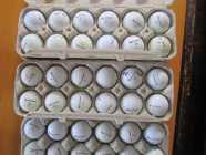 100 mixed balls....GOLF BALLS!!GOLF BALLS!
