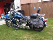 Harley Davidson  Heritage STC