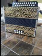 Hohner Button Accordion For Sale