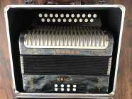 Hohner Erica Accordion For Sale