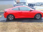 Honda civic 2 door coupe