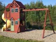 Kids Cedar Play house