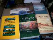 Large box of quality Newfoundland Books, various p