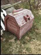 Large Garbage Box