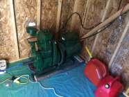Lister Diesel generator set