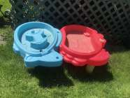 Little Tikes Sand and Sea Table