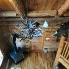 "Log ""A"" Frame chalet on-the-pond - Photo 9 of 12"