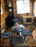 """Log """"A"""" Frame chalet on-the-pond - Photo 4 of 12"""