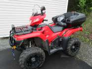 Looking to trade my Honda 500 rubicon for equal value ...