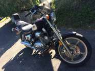 Low Mileage - 1994 Yamaha Virago 1100