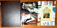 Make Your Own Frames (Three books)