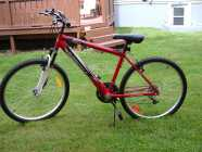 MENS SUPERCYCLE, XC2.6 – 26 INCH MOUNTAIN SERIES  FEATURES  •ALUMINUM ...