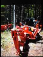 Mini Backhoe - Photo 3 of 5