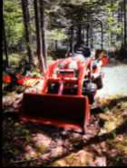 Mini Backhoe - Photo 4 of 5