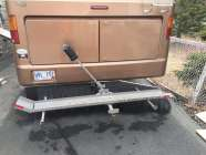 RV motor cycle carrier - Photo 2 of 6