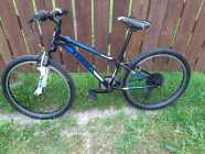 Mountain bike, youth 24 in wheel