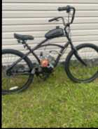 New Motorized Bike