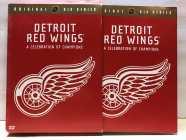 NHL Original Six Series - Detroit Red Wings (4-DVD