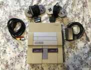 Original Super Nintendo Entertainment Bundle