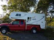 Palomino Maverick Truck Camper