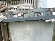 1 PLASTIC FLEX GUARD SHIELD OFF 2004 PONT MONTANA