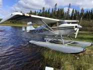 Piper PA22 Float Plane