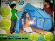 Build & Play Construction Fort, can pickup near mall, ...