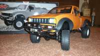 RC4WD Trail Finder 2 kit (assembled)