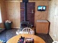 Remote cabin @ Salmon Pond, Port Blandford