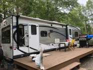 Salem travel trailer