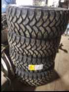 Brand New Tires 37x13.50R22LT