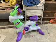 Smart Cycle, older children's toy, works and in go