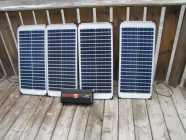 Solar Panels & Inverter