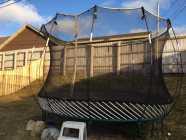 Springfree Trampoline Net Rods $15 ea
