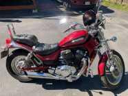 For Sale: Suzuki Intruder Motorcycle