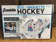 Tabletop hockey games. 3 to choose from $30 each