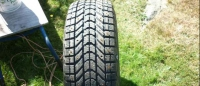 1 - 15IN. WINTERFORCE STUDDED TIRE P215/65R15