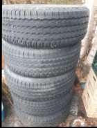 Tires P265/60R18 M+S