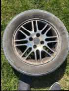 4 Tires and rims for a Ford Focus
