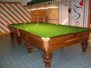 tournament billiard table