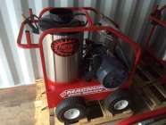 Unused 7.5 HP, 240 Volt Easy Kleen Electric Hot Water Pressure Washer