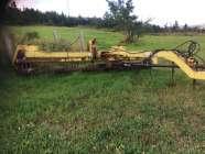 Used Degelman rock rake