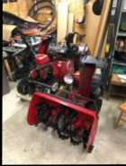 Wanted Honda Snowblowers with problems