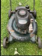 Used Yard Machines Lawn Mower