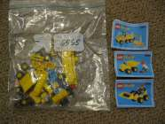 Various LEGOs for sale